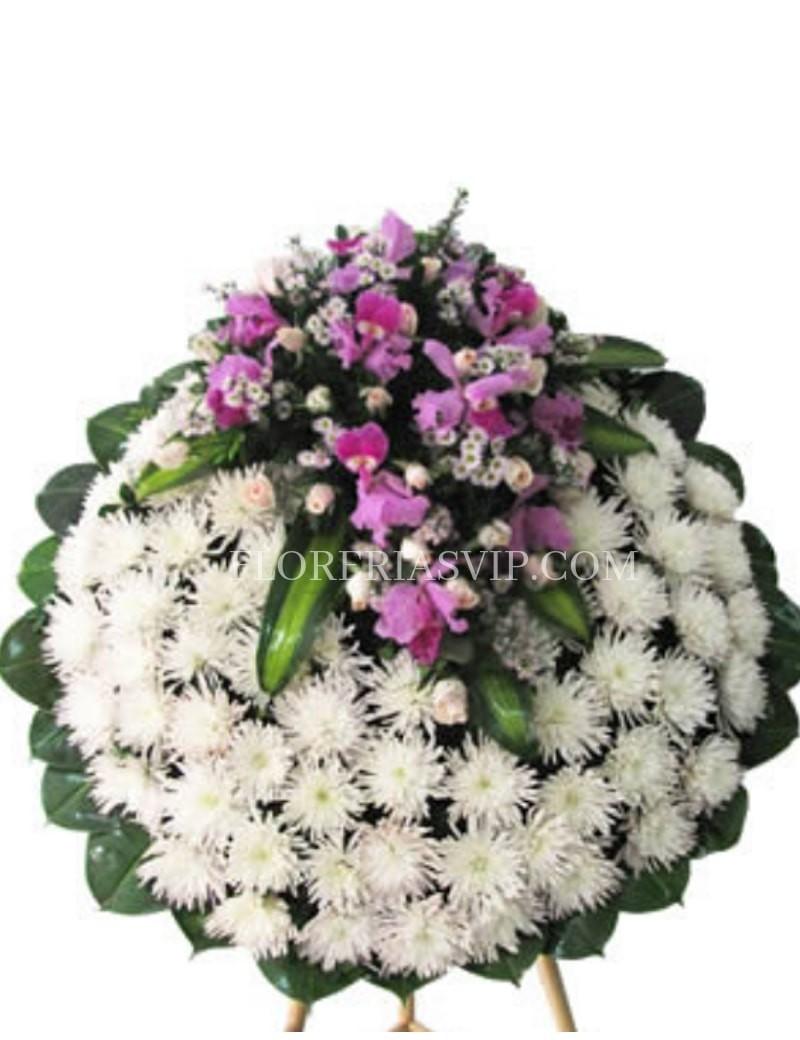 Condolences Funeral Wreath Moments
