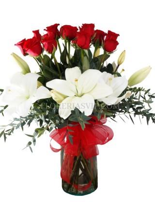Flowers Arrangement Divine love