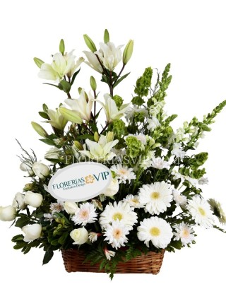 Condolencias Funeral Corona Emperador