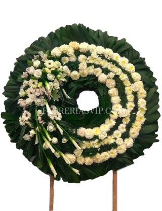 Funeral wreath advocacy