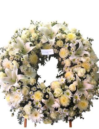 Spiritual Funeral Crown