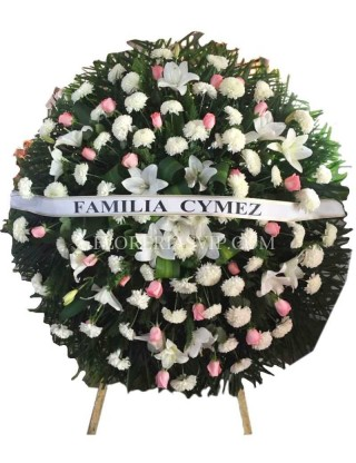 Wishing Peace Wreath