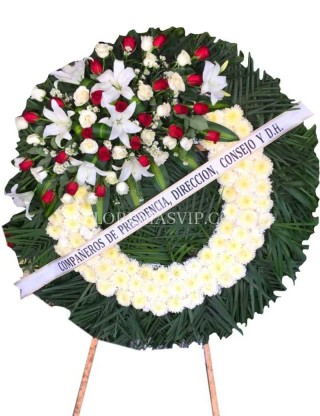 Angel Of Peace Wreath