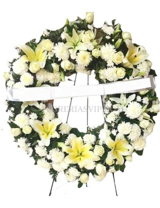 Eternal Life Wreath
