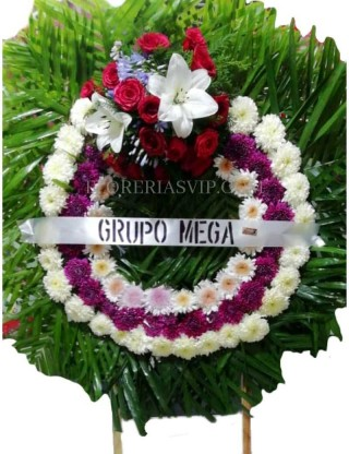 Fortress Wreath