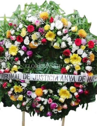 Divine Light Wreath