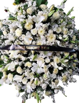 Funeral Wreath Light