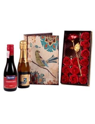 Alhajero con Vino y Rosas...