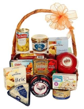 Gourmet Land & Sea Basket