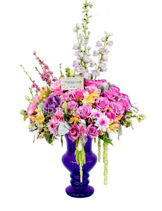 Flowers Arrangement México Just the way you are